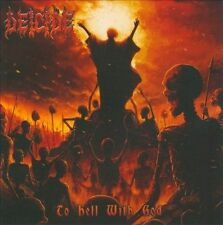 To Hell with God DEICIDE CD ( FREE SHIPPING)