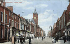 Sunderland. Fawcett Street in Tuck Series # 2602.