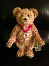 "Steiff Vedes Teddy Bear With Growler, 15"" Limited Ed. #651014"