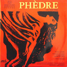 PHEDRE Racine M Casares G Kerjean M Ruhl FR Press SSB 558 106 LP