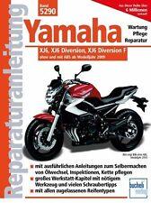 REPARATURANLEITUNG Band 5290: YAMAHA XJ6 XJ6 Diversion & Diversion F Wartung NEU