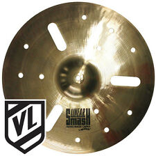 "16"" LINEAR Wuhan Smash Cymbal - WULSMASH16 - brilliant finish Ozone EFX o-zone"