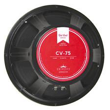 "Eminence CV-75 B 12"" altavoces 75 W 16 Ohm Altavoz Guitarra"