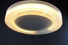 Ancienne Lampe ringlampe lumière salon loft lampe LUMILUX 70er années rétro