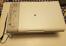 HP Deskjet Scanner F4240 All-In-One Inkjet Printer