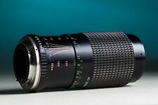 Super Cosina 80-200mm 1:4.5-5.6 MC Macro telephoto MF zoom lens for Pentax Asahi