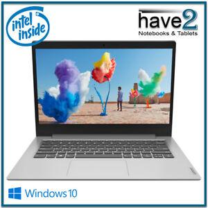 "LENOVO IdeaPad 1 Notebook: 14"" Screen, Intel, Wi-Fi, Bluetooth, Webcam, Win10"