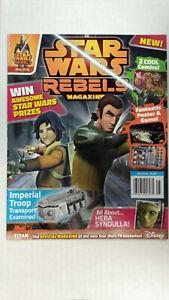 STAR WARS REBELS MAGAZINE #4                              / 2016 Titan Magazines