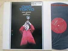 Quadro Nini Rosso en Concert Ciao Tokyo NM Japon Quadradisc Vinyle