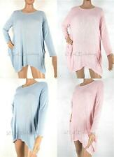 Viscose No Pattern Semi Fitted Tops & Shirts for Women