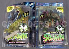 Spawn Cy-Gor & Malebolgia Deluxe Edition Ultra-Action Figures McFarlane Toys NIP