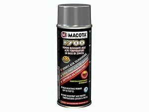 Macota F700 vernice fondo resistente alla alte temperature a base di zinco 700°