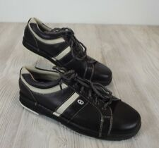 Dexter SST7 Womens Bowling Shoes 9M Lace Up Sneakers Leather Black Left Handed