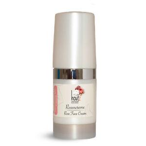 HAUTz Tag- und Nacht Gesichtscreme, Rosencreme, Face Cream – Shea Butter