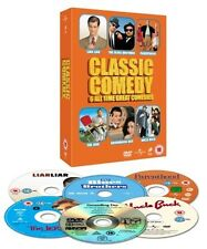 COMEDY CLASSICS LIAR LIAR BLUES BROTHERS UNCLE BUCK PARENTHOOD GROUNDHOG DAY+