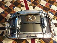Tama Rockstar Black Snare Drum 14x5.5