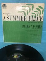 Billy Vaughn And His Orchestra – Theme From A Summer Place - VINYL LP