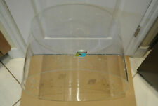 "1970's LUDWIG 22"" CLASSIC CLEAR VISTALITE BASS DRUM SHELL for YOUR SET! #F704"