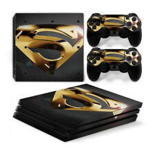 Playstation 4 Pro PS4 PRO Skin Stickers PVC for Console & Pads