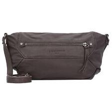 Liebeskind Bronx Umhängetasche Handtasche Leder Damen 30 cm (ritual blood) 7b602af3e8