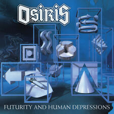 OSIRIS - Futurity And Human Depressions DCD (LIM.DELUXE ED.*WATCHTOWER*ARCANE)