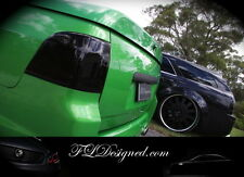 Holden ve / vf ute Blackout Tail light covers by FLDesigned smoked ss, ssv, sv6