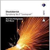 """Dmitry Shostakovich - Shostakovich: Symphony No. 7 """"Leningrad"""" (2012) New"""