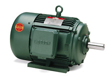 Leeson Electric Motor 170033.60 20 HP 3600 Rpm 3PH 208-230/460 Volt 256T Frame