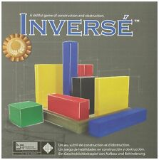 Inverse Wood Strategy Tabletop Board Game