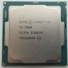 Intel Core i5-7600 Kaby Lake Quad-Core 3.5 GHz Processor LGA 1151 SR334