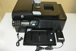 HP OfficeJet 4500 All-In-One Inkjet PrinterFax Copy Scan Tested Ink Dry NO DISC