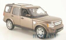 Land Rover Discovery 4 brun métallisé 1/24 Welly