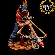 ⭐️WH40K Necromunda Modern Cawdor Gang Elite Heavy Crossbowan Painted Miniature