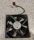 FOXCONN PV902512PSPF 92x25mm DC 12V 4Pin PWM CPU Cooling Fan 435452-001 HP P/N