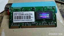 TRANSCEND 256MB SO-DIMM DDR2 533MHz PC2-4200