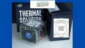 Intel Silver Processor Heatsink Cooler Fan for Xeon 4000 Series LGA3647 SQ ILM