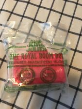 All Hail King Julien - The Royal Boom Box (Wendy's 2015)
