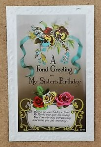Postcard Vintage Social History Birthday Easter Christmas Xmas Greetings Various