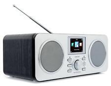 BENNETT & ROSS SKANDERBORG DAB+/INTERNETRADIO MIT BLUETOOTH RADIO WLAN USB AKK