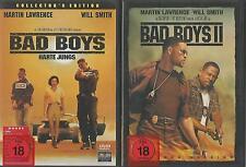 DVD - Bad Boys - Harte Jungs / Bad Boys II (2-DVDs) / #12121