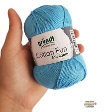 Handarbeits Garne Aus Baumwolle Häkeln Gründl Günstig Kaufen Ebay