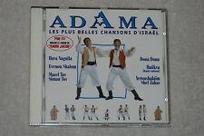 ADAMA : Les Plus Belles Chansons D'Israel (CD, 1994, Sony)