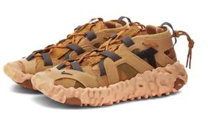 Nike ISPA Overreact Sandal Size 11 - Wheat / Club Gold (CQ2230-700) New In Box