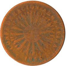 More details for coin / 1854 argentina / 4 centavos / tesoro nacional   #wt7400