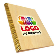 MENU HOLDER A4 SIZE WOODEN RESTAURANT PUB DISPLAY BAR Custom Print Harmonica UV