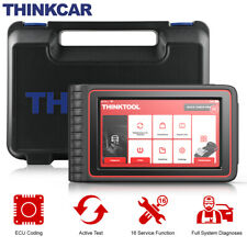 Automotive OBD2 Scanner Active Test Diagnostic Tools TPMS ECU Coding Programming