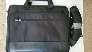 NEW IBM Lenovo ThinkPad Laptop Bag / Nylon Carrying Case with Shoulder Strap