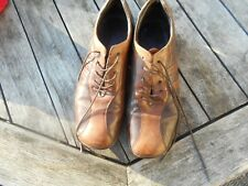 SUPERBES CHAUSSURES CLARKS MARRON BE  T 38 A 26€ ACH IMM BOITE FP RED MOND RELA