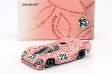 Porsche 917/20 Rose Pig Sale Version #23 24h Lemans 1971 Kauhsen, Joest 1:18 Mi