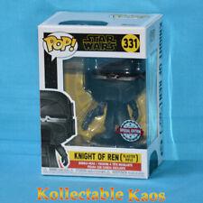 Funko Pop Star Wars Knight of Ren With Blaster Rifle Vinyl Figure